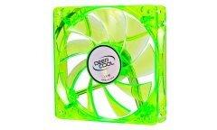 Вентилатор Fan 120mm Green LED Xfan 120U G/B - 1300rpm