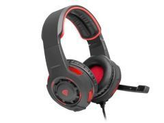Геймърски слушалки Gaming Headset HX60 7.1 USB Backlight - NSG-0756
