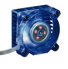 Chipset Cooler with 4cm Blue LED Fan - AK-210