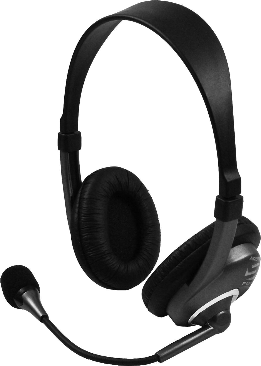Sound P131 - headphones with mic