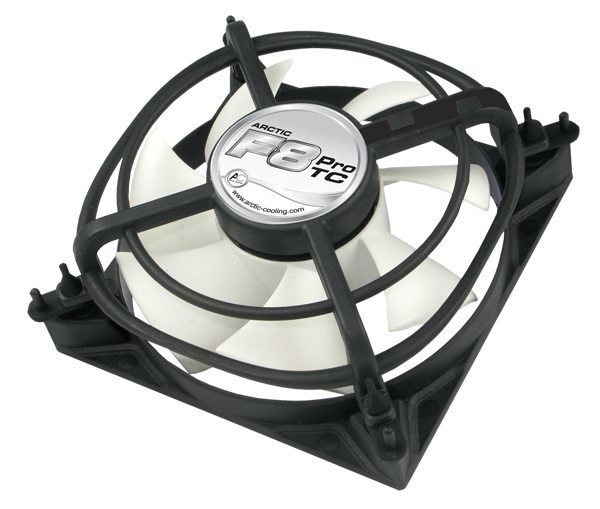 Вентилатор Arctic Fan F8 Pro TC - 80mm/500-2000rpm