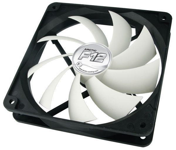 Arctic Fan F12 - 120mm/1350rpm