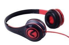 Слушалки Freestylers - Headphones (Black & red) AM2002/BKR