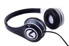 Слушалки Freestylers - Headphones (Black & white) AM2002/BKW