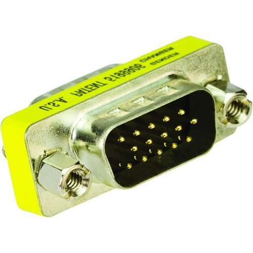 Адаптер Adapter VGA HD15 M / M - CA081