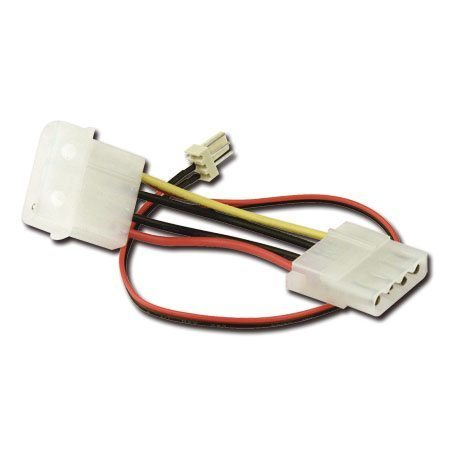 Fan molex to 3pin - CE316-0.2m