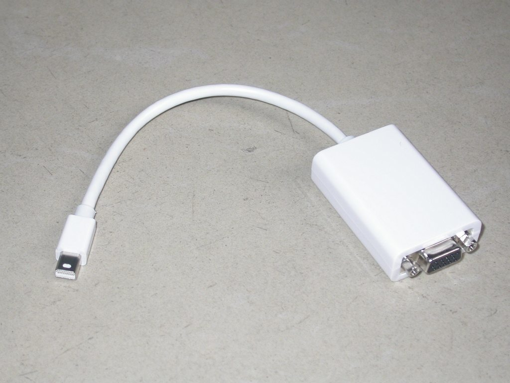 Mini DisplayPort M / VGA F - CG557-0.2m