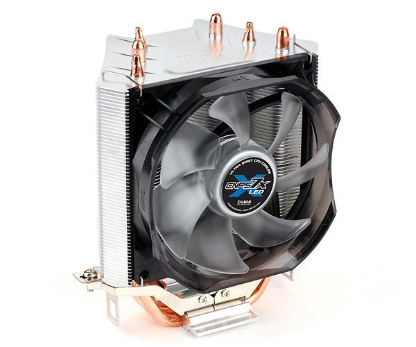 Охлаждане CPU Cooler CNPS7X LED 1366/1150/775/AMD