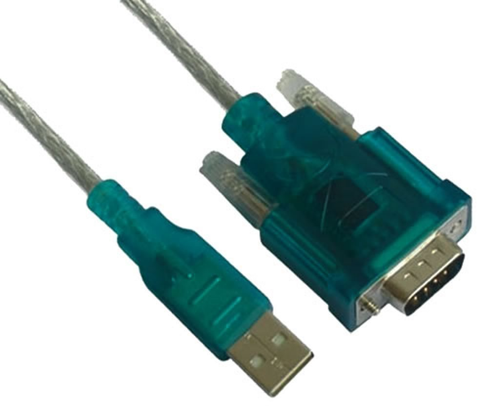VCom Кабел USB to Serial Port - CU804-1.2m