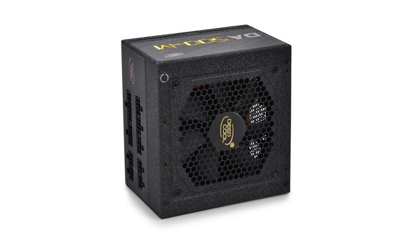 PSU 500W Bronze - DA500-M - FULL MODULAR