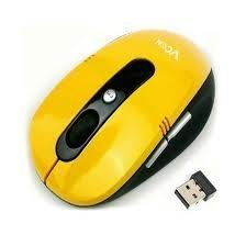 VCom Безжична мишка Mouse Wireless 1000dpi nano receiver - DM502