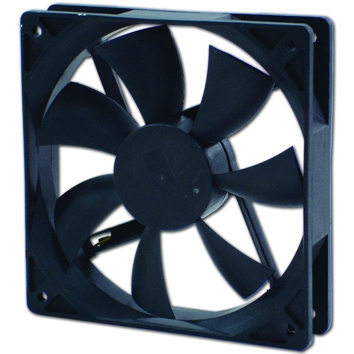 Evercool Вентилатор Fan 120x120x25 Ball Bearing 2000rpm EC12025M12CA