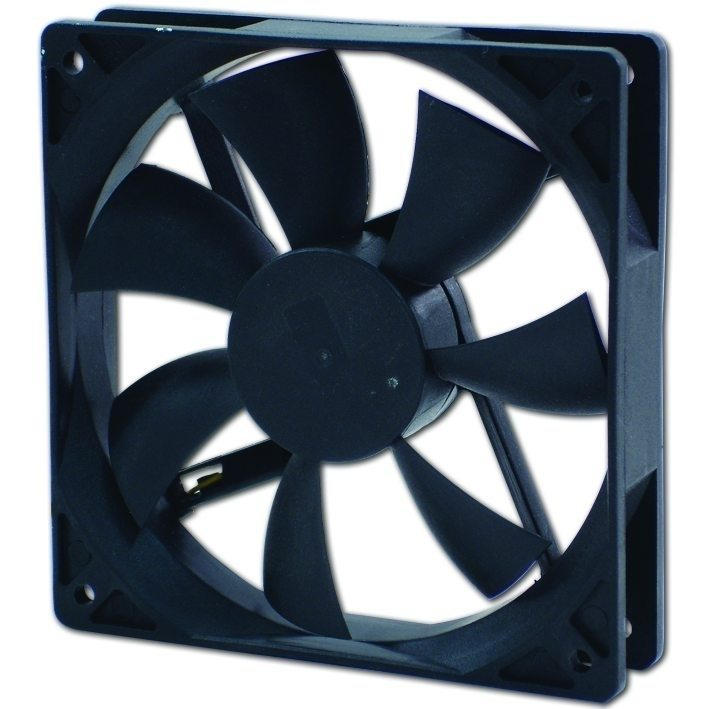 Evercool Вентилатор Fan 120x120x25 EL Bearing (1200rpm) 12025SL12EA