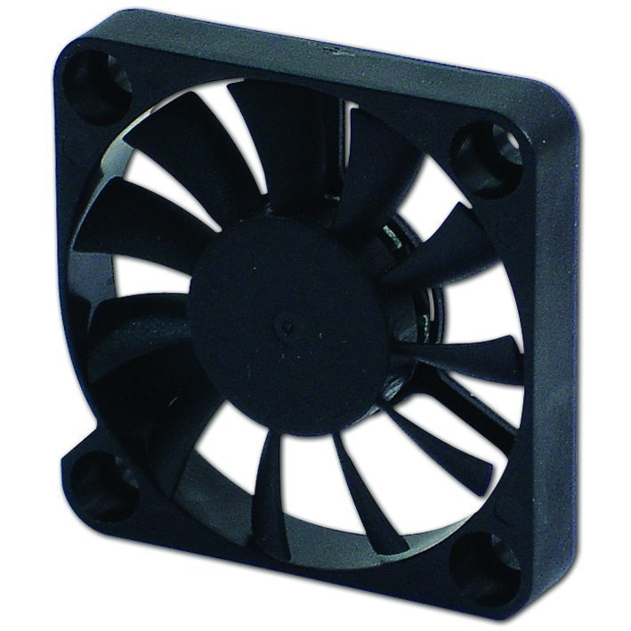 Evercool Вентилатор Fan 40x40x7 1Ball (5500 RPM) EC4007M12CA