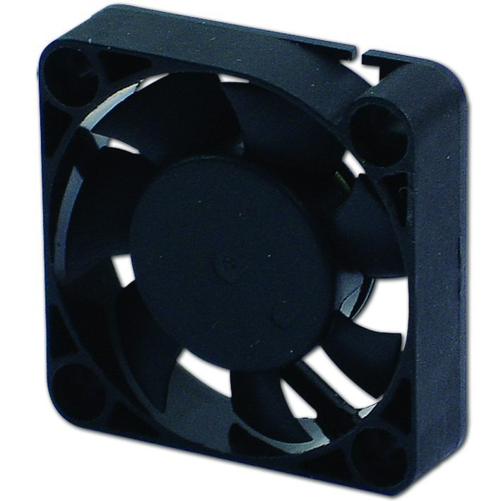 Evercool Вентилатор Fan 40x40x10 EL Bearing (5000 RPM) EC4010M12EA