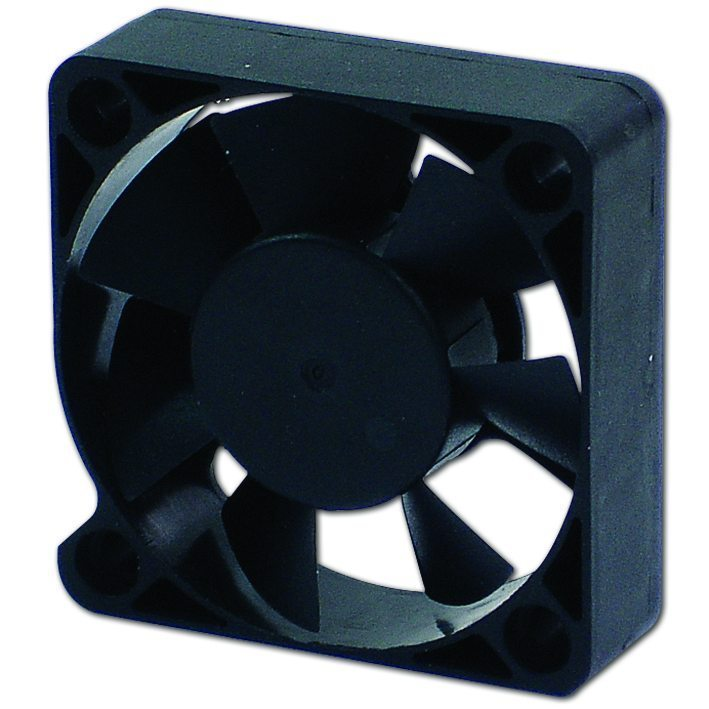 Evercool Fan 50x50x15 EL Bearing (4500 RPM) EC5015M12EA