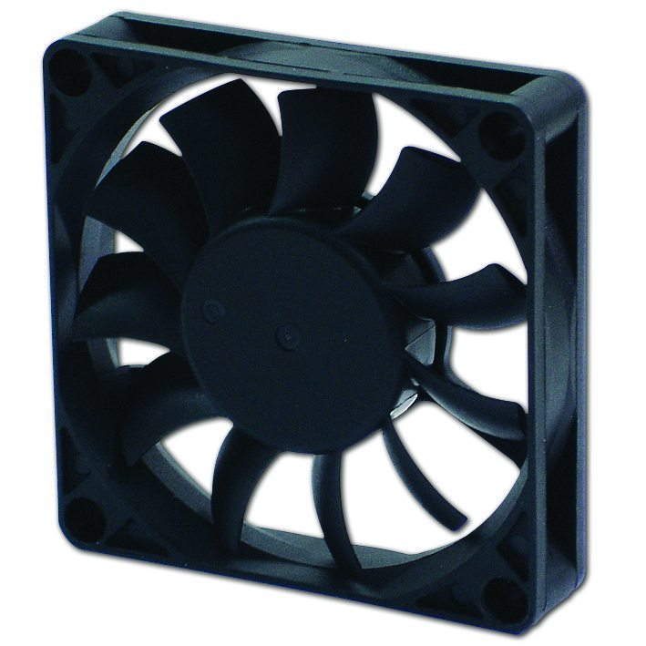 Вентилатор Fan 70x70x15 2Ball (3500 RPM) EC7015M12BA
