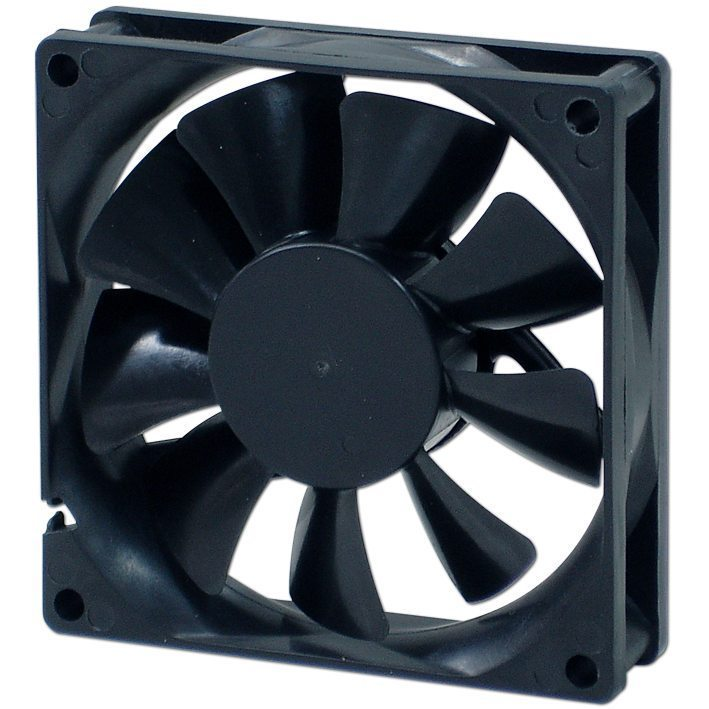 Evercool Вентилатор Fan 80x80x20 EL Bearing (2500 RPM) EC8020M12EA