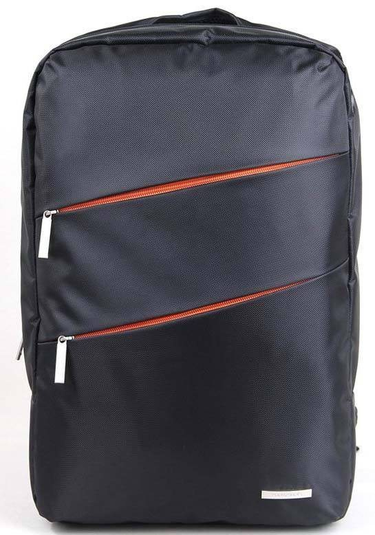 "Laptop Backpack 15.6"" K8533W-B :: Evolution Series - Black"