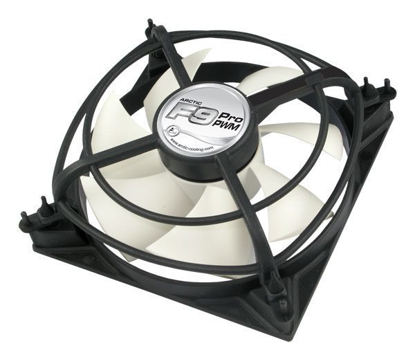 Вентилатор Arctic Fan F9 Pro PWM - 92mm/700-2000rpm
