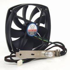 Fan 140mm - Slip Stream PWM Adjustable VR
