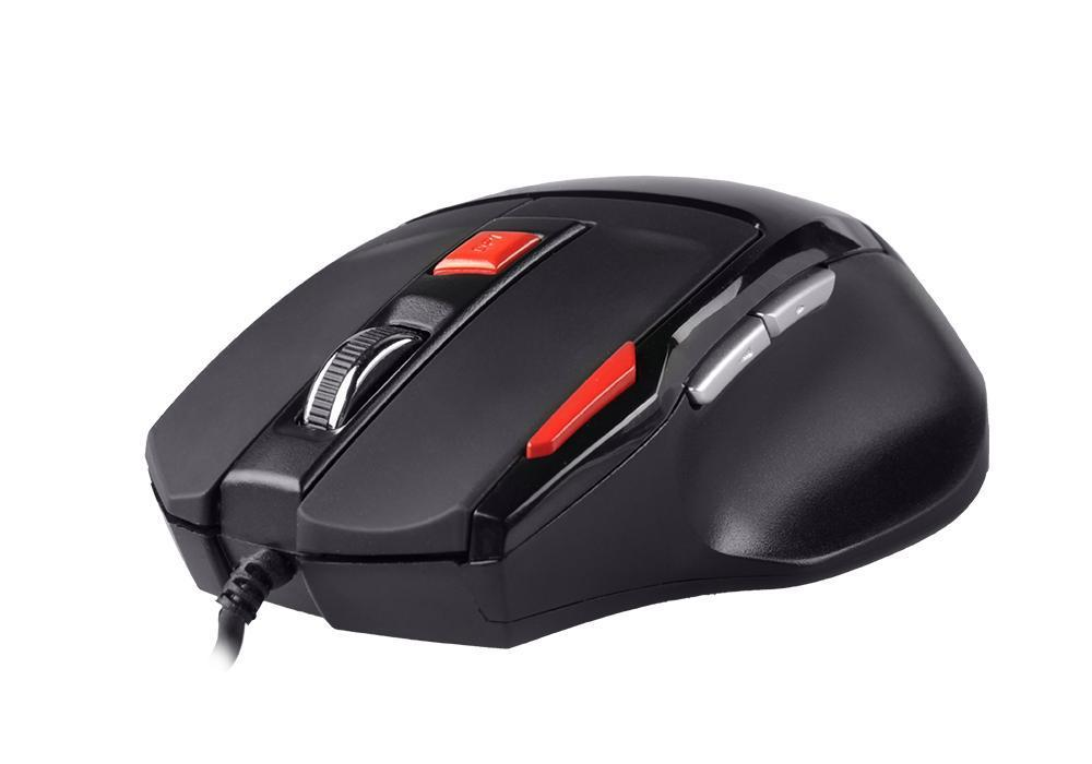 Геймърска мишка Gaming Mouse G55 Optical 2000dpi USB
