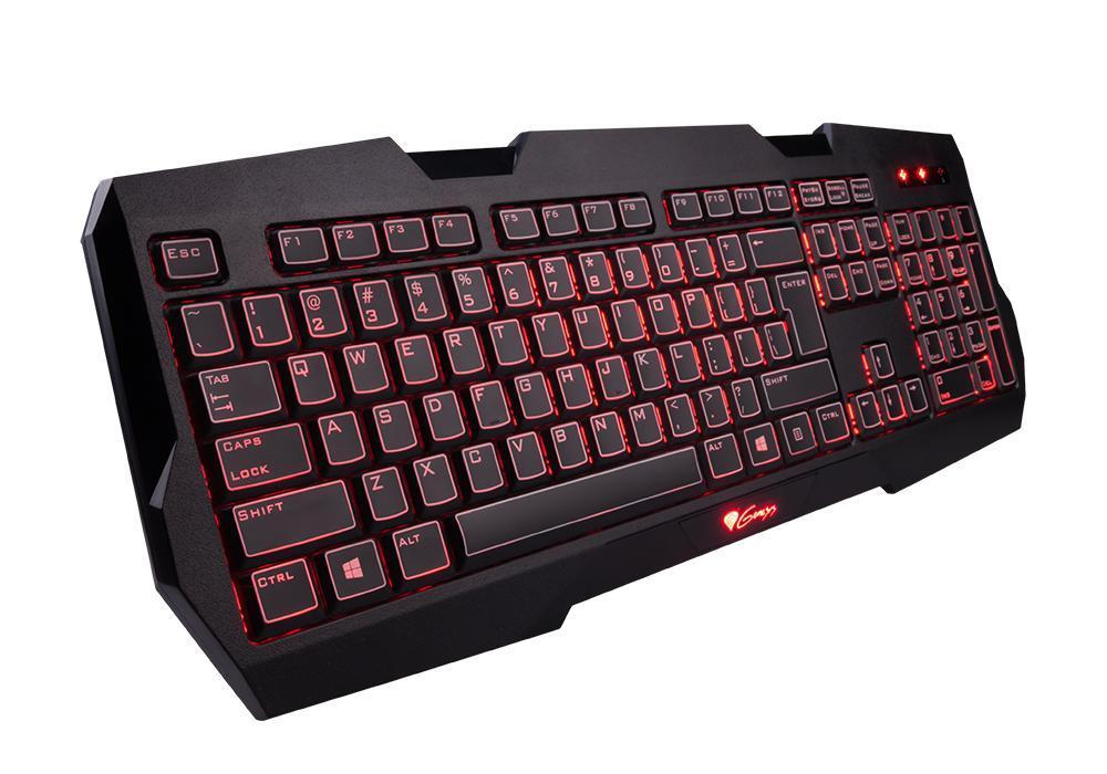 Геймърска клавиатура Gaming Keyboard RX22 Backlight US Layout