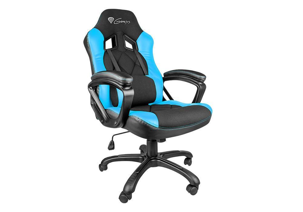 Геймърски стол NITRO 330 (SX33) Gaming Chair - Black/Blue - NFG-0782