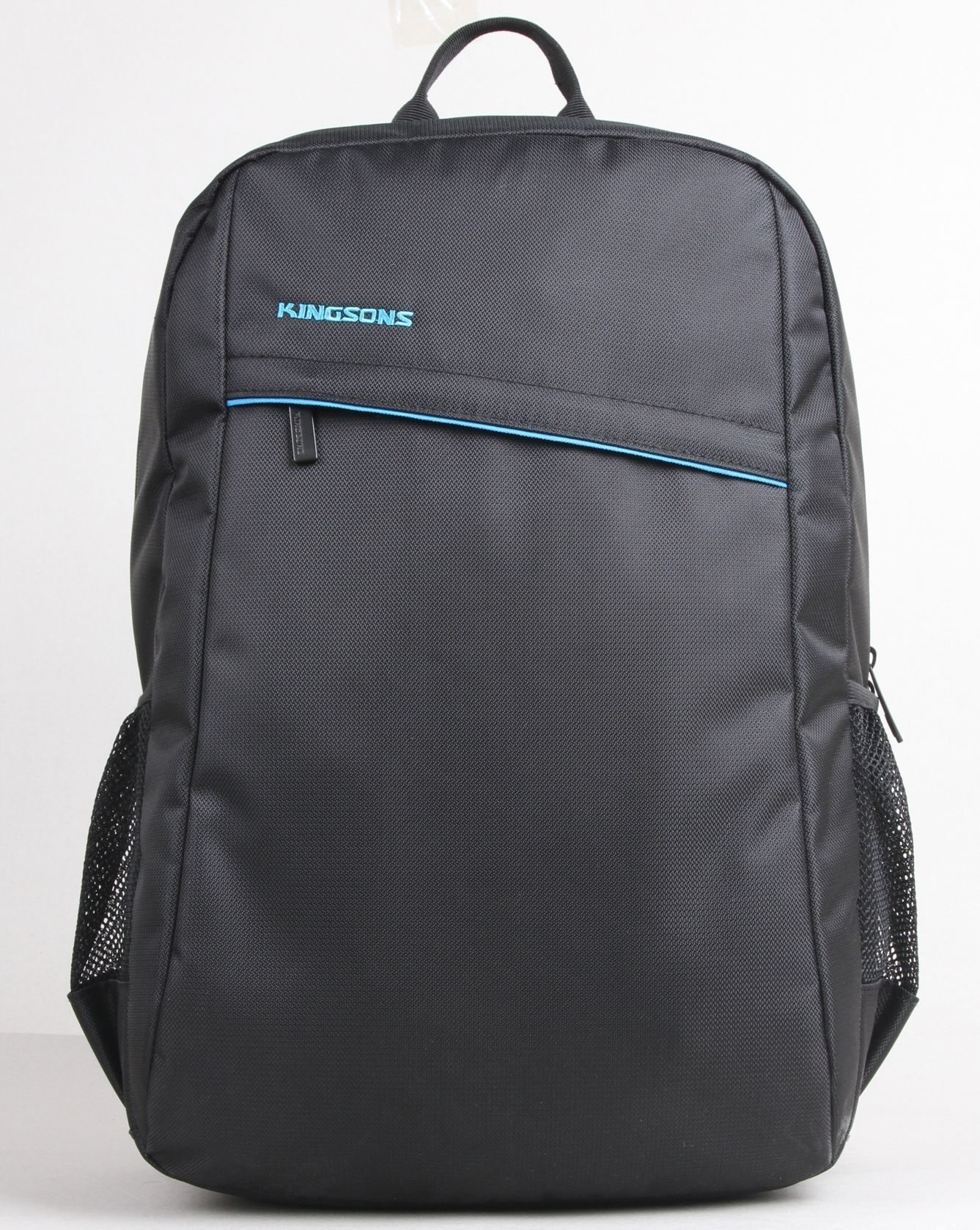 "Kingsons Laptop Backpack 15.6"" KF0047 :: Spartan Series"