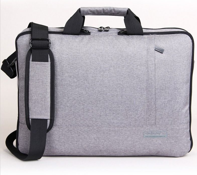 "Laptop Bag 15.6"" K8506W-A :: Urban Series - Grey"