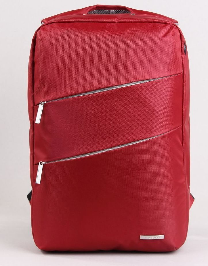 "Laptop Backpack 15.6"" K8533W-R :: Evolution Series - Red"