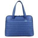 "Laptop Bag 15.4"" K8690W-BL :: Valentine series - Blue"