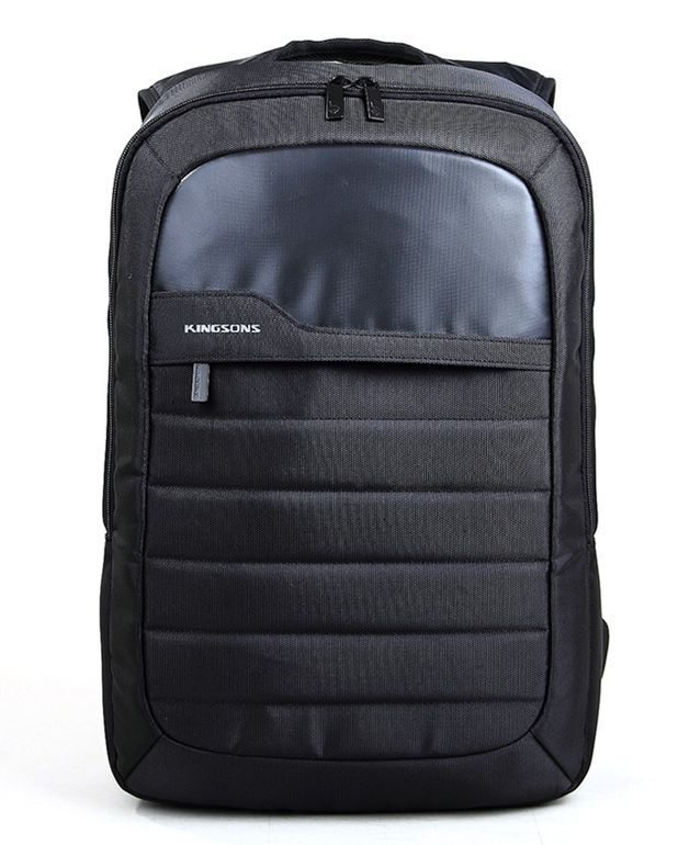 "Laptop Backpack 15.6"" K8704W :: Groove Series - Black"