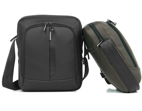 "Tablet Bag 10.1"" KS3029W-B :: Post Master Series - Black"