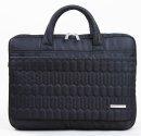 "Kingsons Laptop Bag 13.3"" KS3080W-B :: Electra Series - Black"