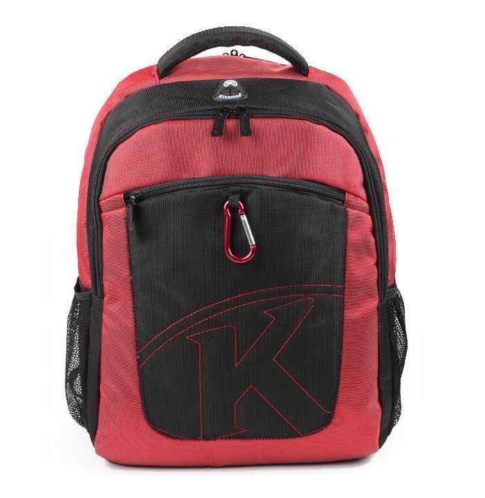 "Laptop Backpack 15.6"" KS6062W-R :: K-Series - Red"