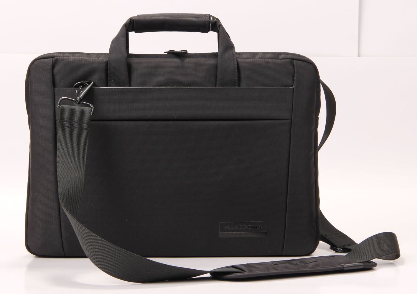 "Laptop Bag 13.3"" KS6195W-B :: Chisel Series - Black"