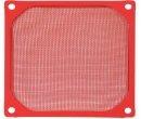 Fan Filter Metal Red - 80mm