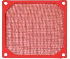 Fan Filter Metal Red - 92mm