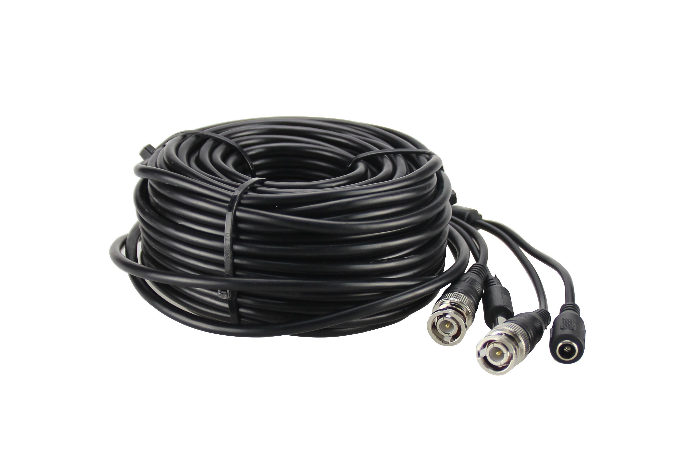Cable for camera  - DC+BNC 20m - LS-L20DB