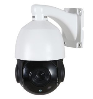 охранителна камера IP HD Outdoor PTZ Camera 22X Zoom/ 1/2.9 Sony Low illumination 2.4MP/1080P/3.9mm-85.5mm/IR 60m/White - PT5A022S200