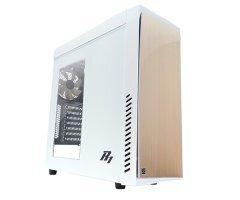 Кутия за компютър Case ATX R1 WHITE Soundproof USB3.0