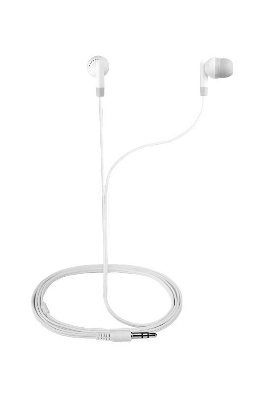 Amplify Слушалки Revolutionary In-earphones White&grey AM1001/WG