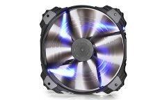 Вентилатор Fan 200mm Blue LED - XFAN 200BL