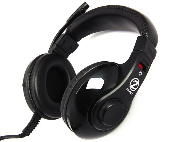 Геймърски слушалки Headphones with mic Gaming ZM-HPS200