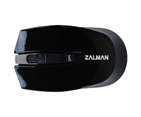 Безжична мишка Mouse Wireless ZM-M520W Black