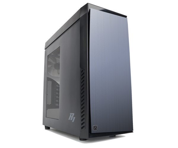 Zalman Case ATX R1 Soundproof USB3.0