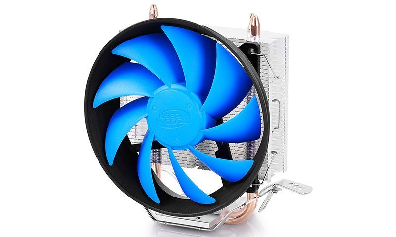 DeepCool Охладител CPU Cooler GAMMAXX 200T - 1150/775/AMD