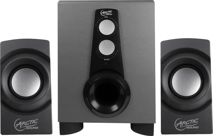 Sound S151 - Speakers 2.1 - 17W
