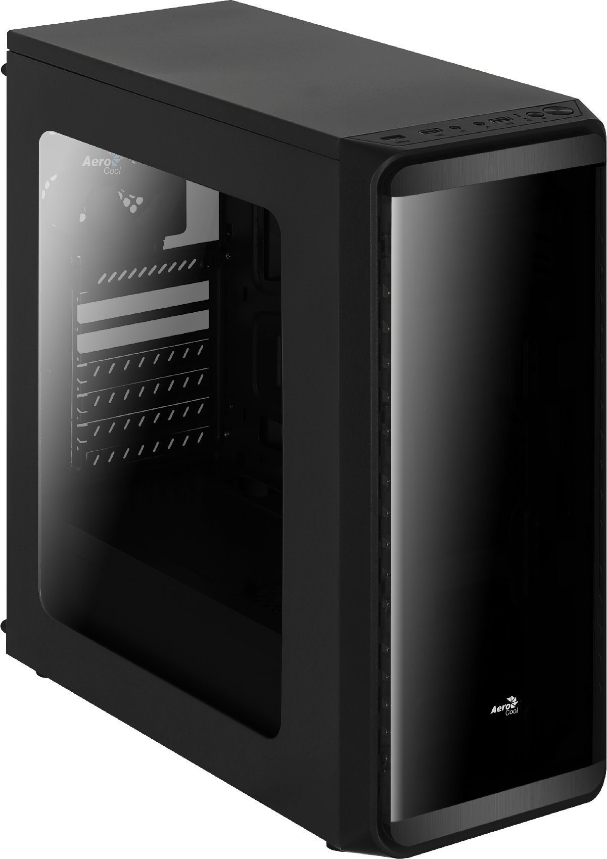 кутия Case ATX - SI-5200 Window - ACCM-SI04011.11